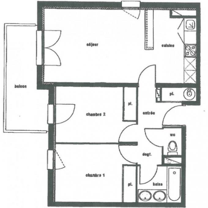 Offres de vente Appartement Bruguières (31150)