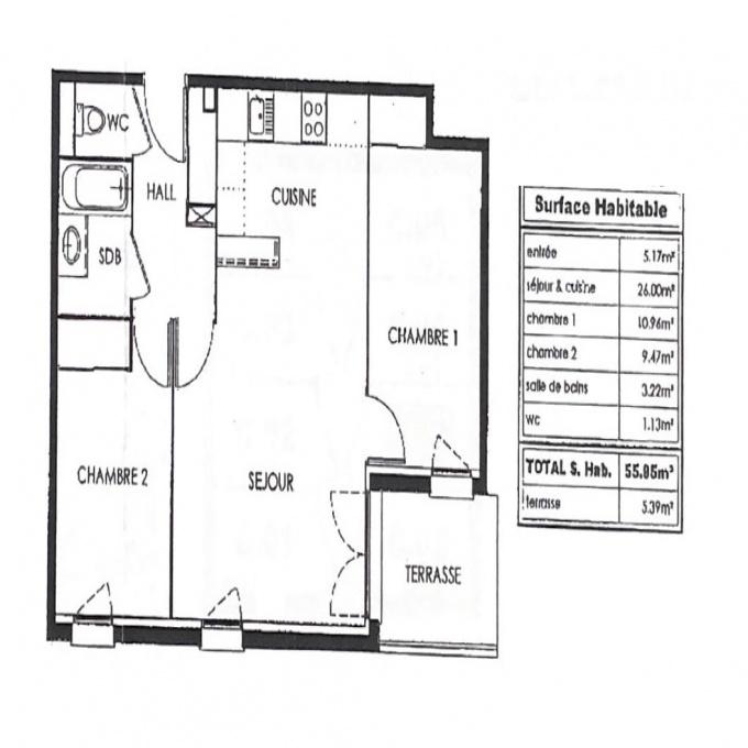 Offres de vente Appartement Merville (31330)