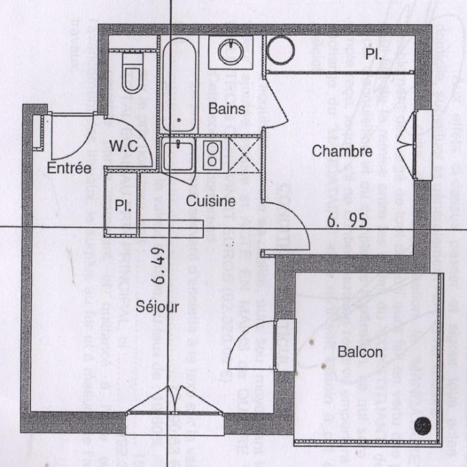 Offres de vente Appartement Grenade (31330)
